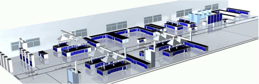 出入境检验科实验室设计3