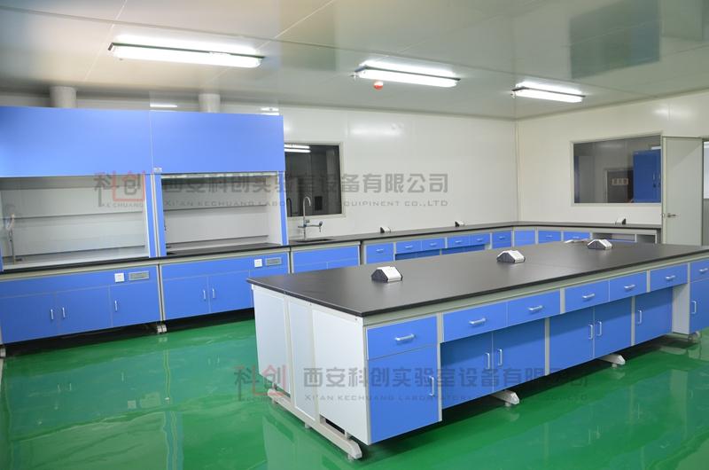 环境检测实验室设计